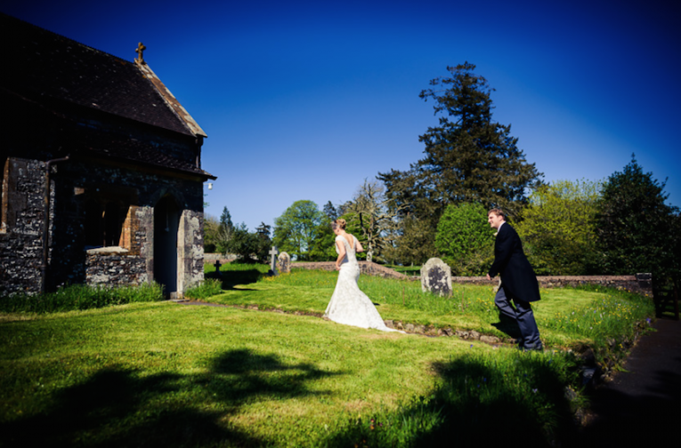 exclusive wedding venue in Devon