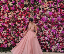 bridesmaid dress trends 2018