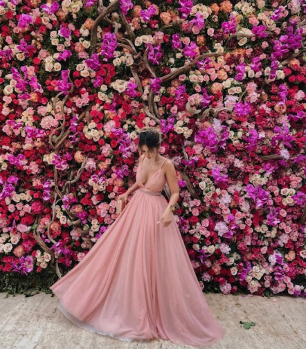 bridesmaid dress trends 2018