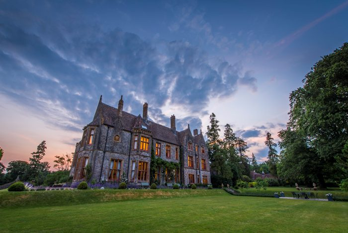 Huntsham Court wedding venue