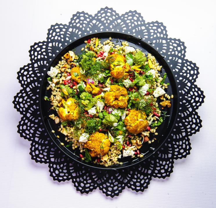 Posh Nosh - Vegan/Vegetarian