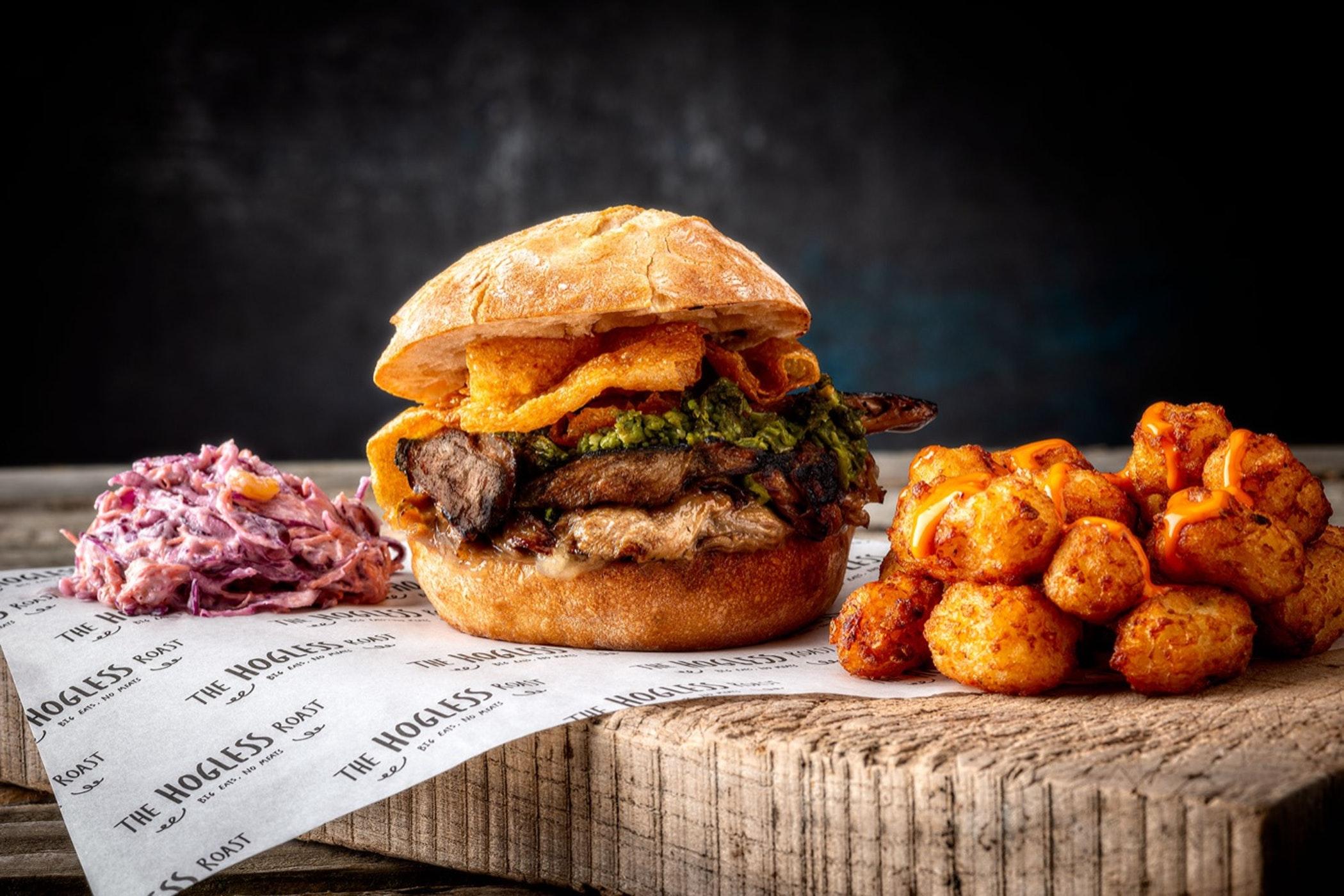 Hogless Roast - Vegan/Vegetarian