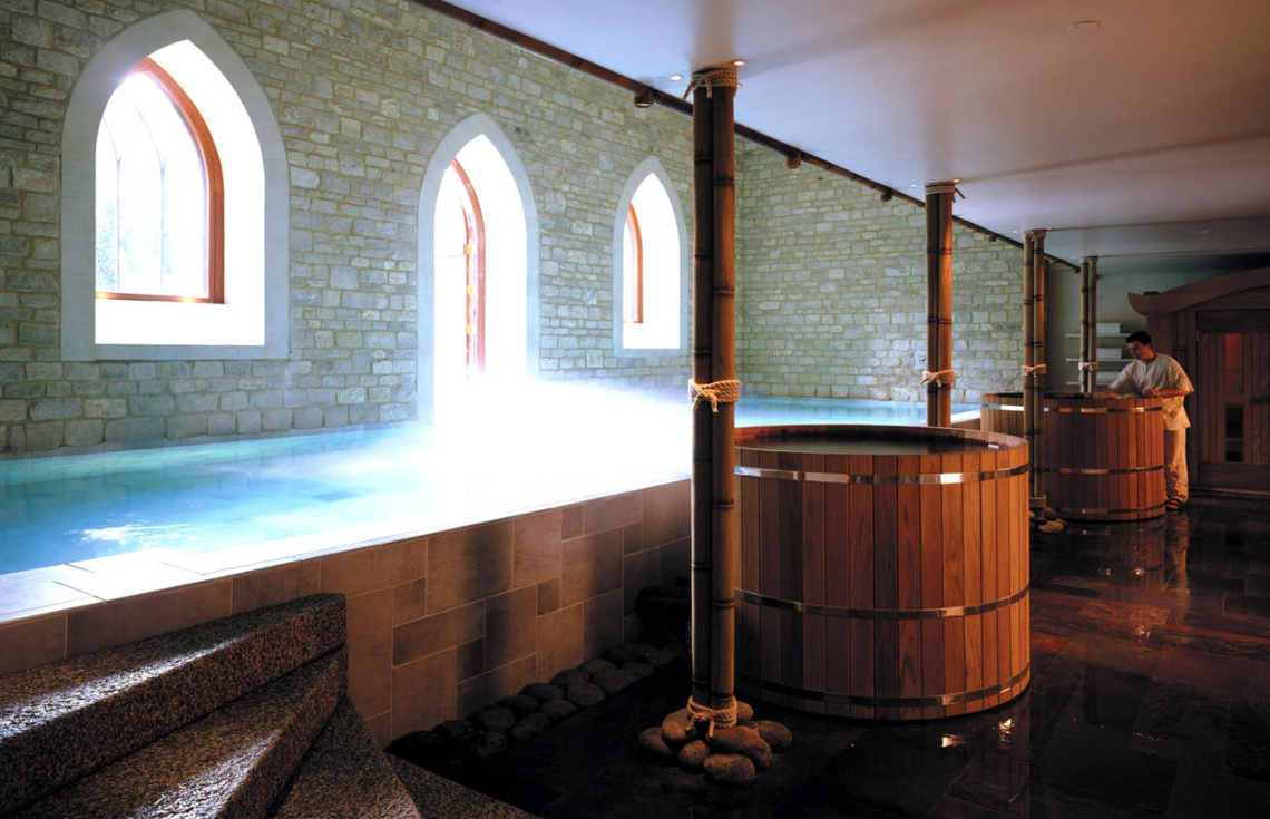 the royal crescent hotel spa bath - mini moon break