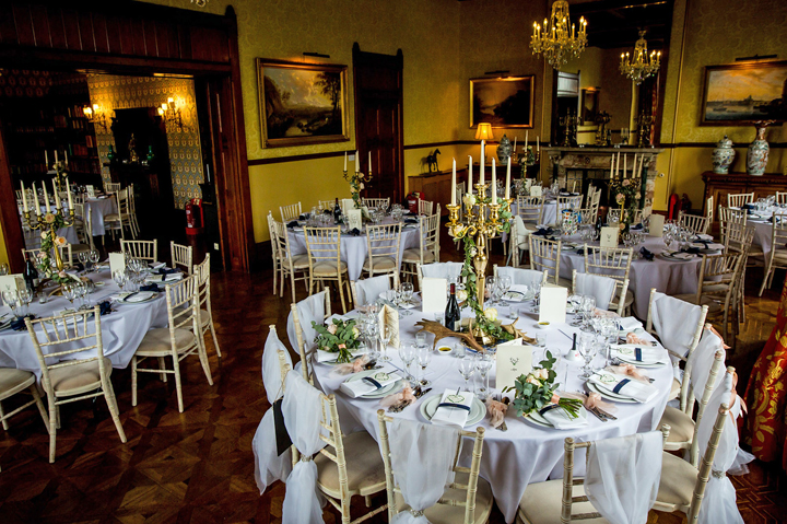 country house dining