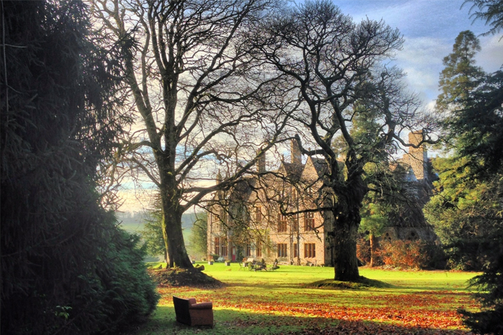 huntsham court country house venue