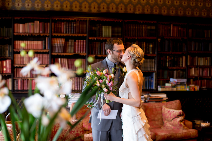 library wedding Huntsham_Court_wedding_2013-i_library_photo_by_Evolve