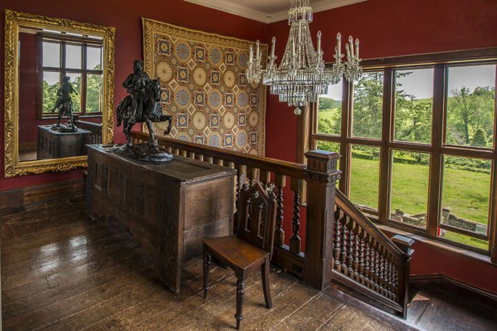 Country house hire venue - Huntsham Court