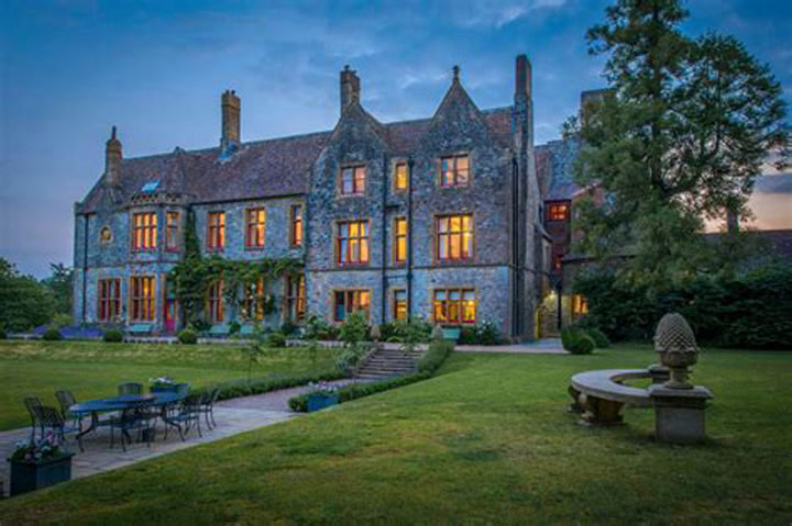 Huntsham Court - BURNS NIGHT