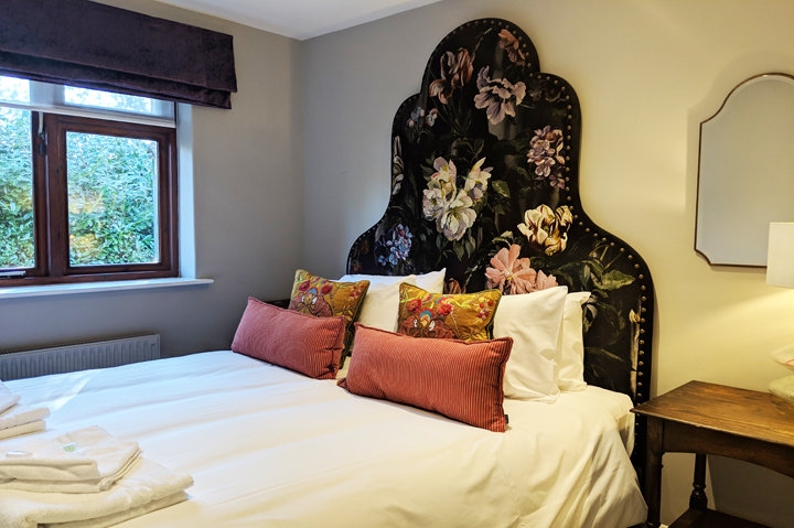 HUNTSHAM COURT - LITTLE LODGE - ZACH BEDROOM - 720 - IMG_20190225_131137A