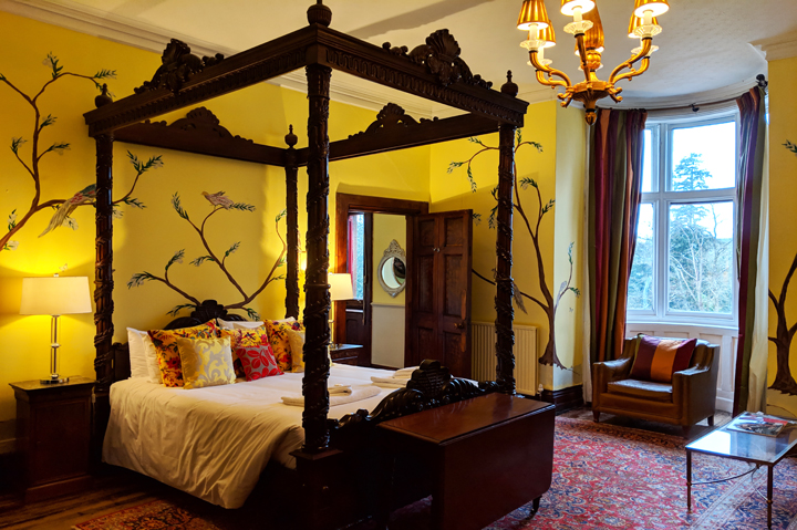 Huntsham Court - Monica Bedroom - 720- MVIMG_20190131_114236A