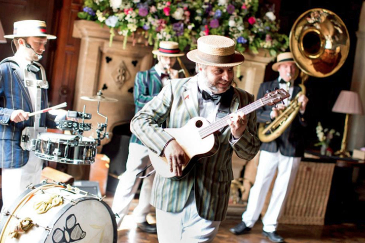 band at huntsham court 5