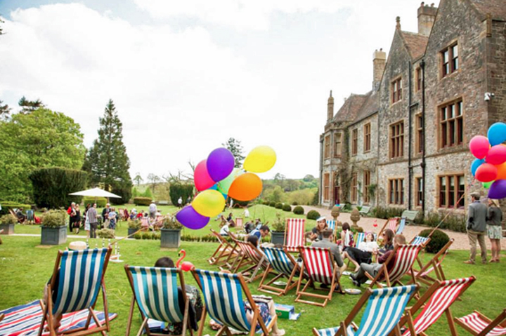 deck chairs - huntsham-court 3