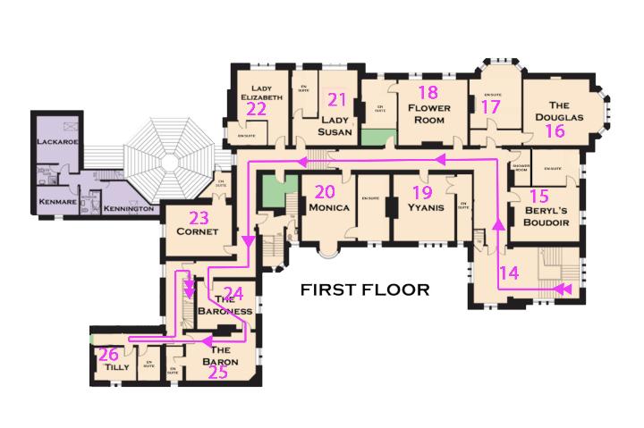 hc - oneway - first floor