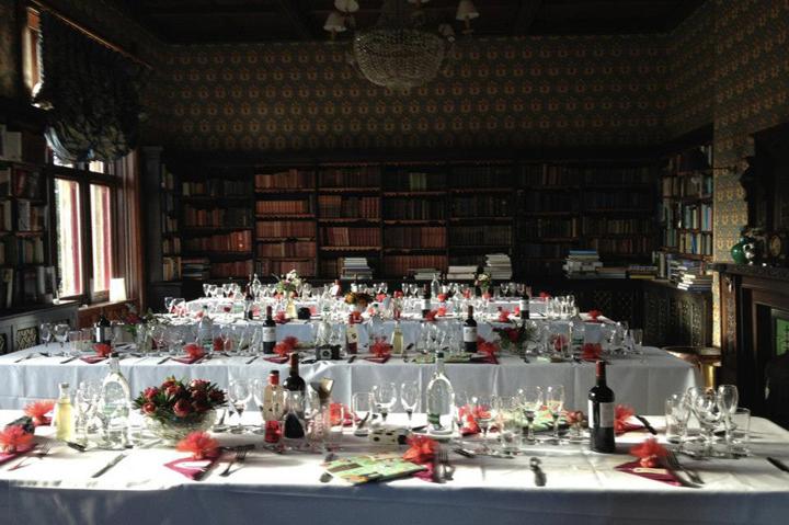 library trestles banquet