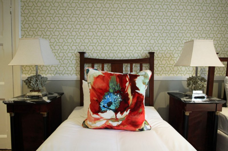 Huntsham Court - Baroness Bedroom