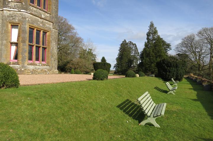 huntsham_court_south_terrace_benches